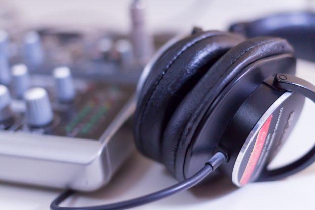 ミキサーとMDR-CD900ST
